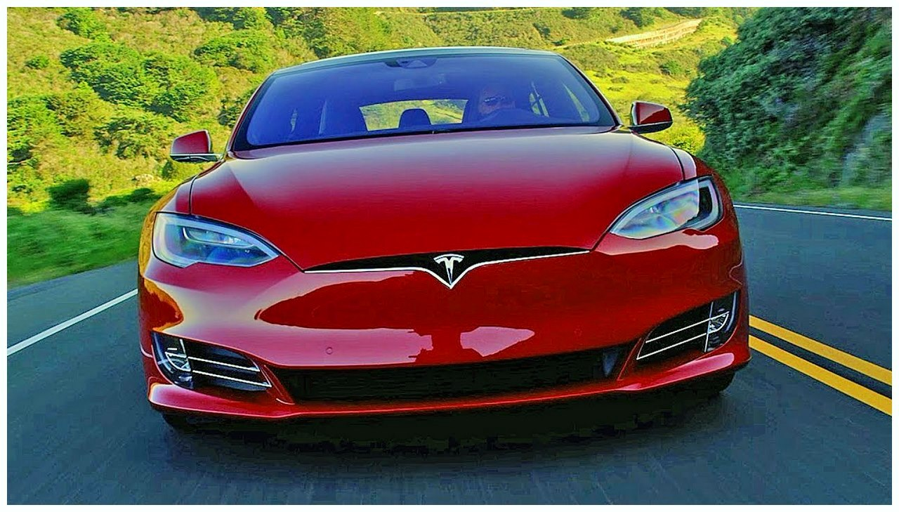 Best Tesla HD Car Wallpaper Download