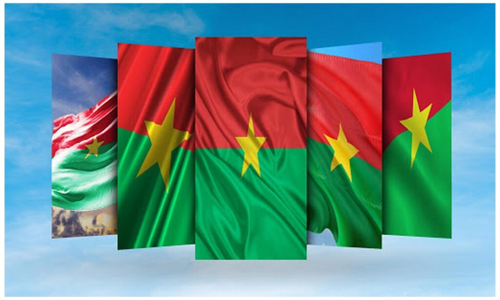 Burkina Faso Flag Wallpapers images download