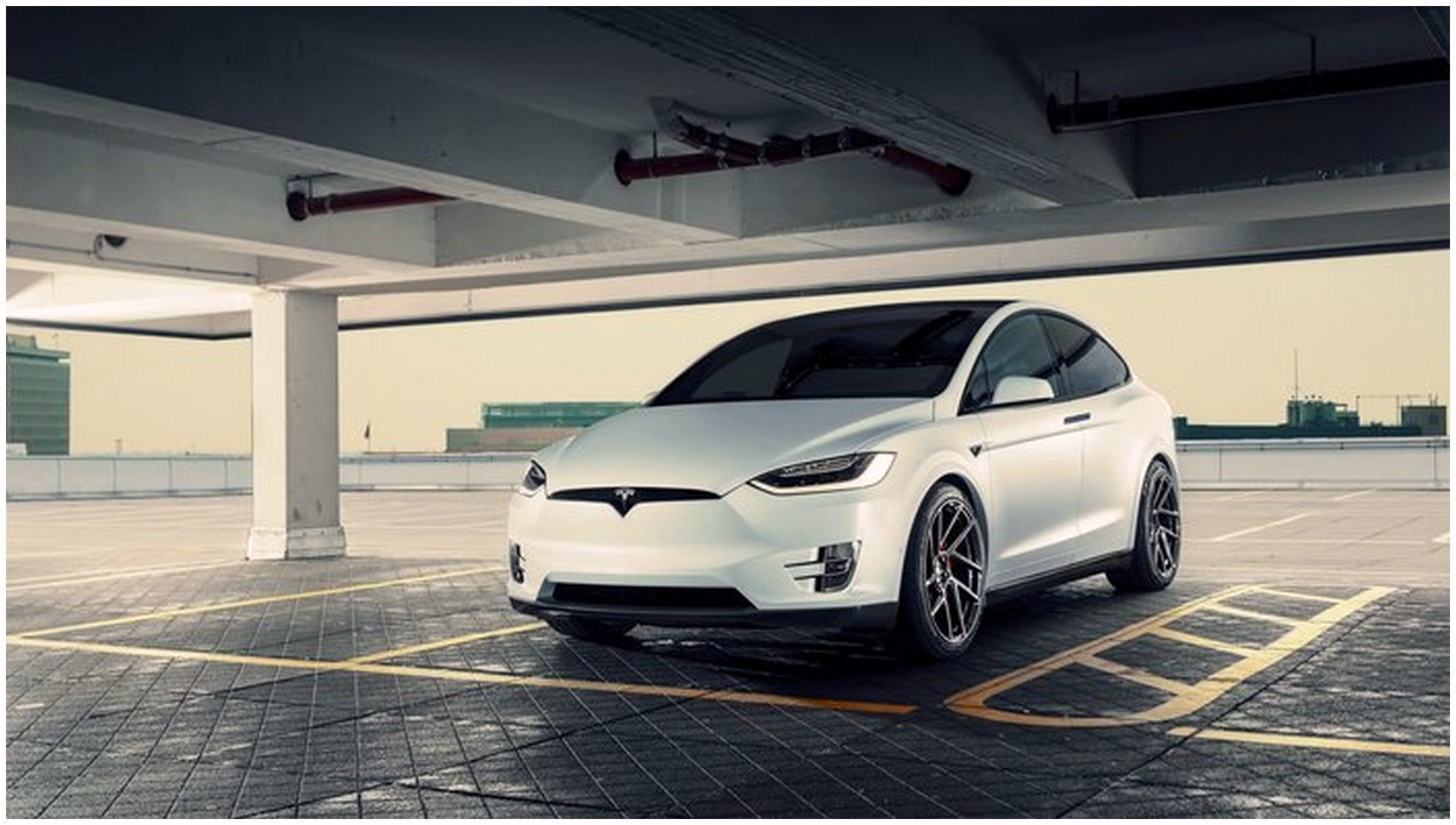 Download Tesla Model X HD Wallpapers free