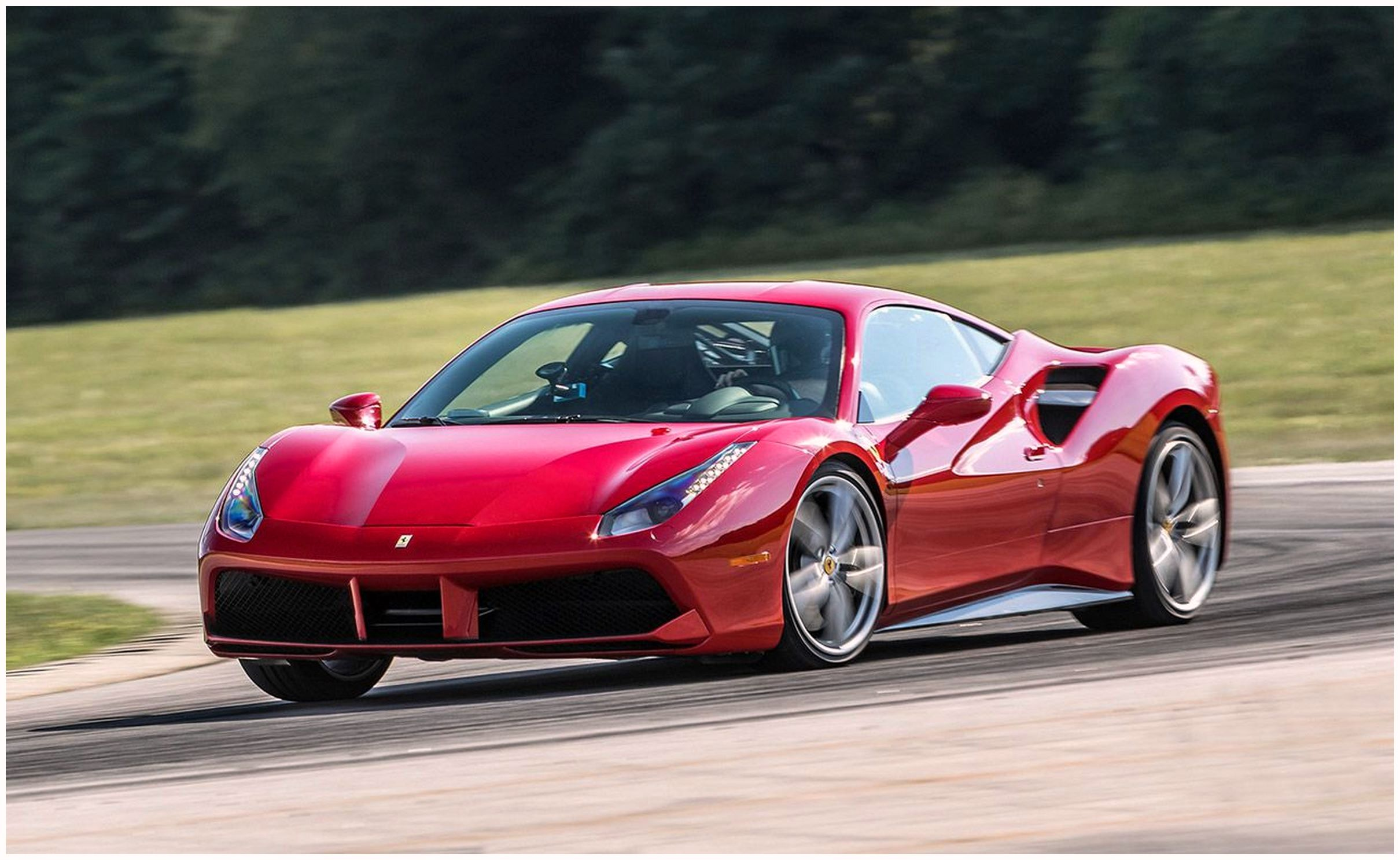 Ferrari 488GTB First Drive HD wallpapers 4k images download free