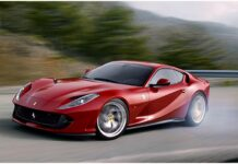 Ferrari 812 Superfast HD wallpapers 4k images download free