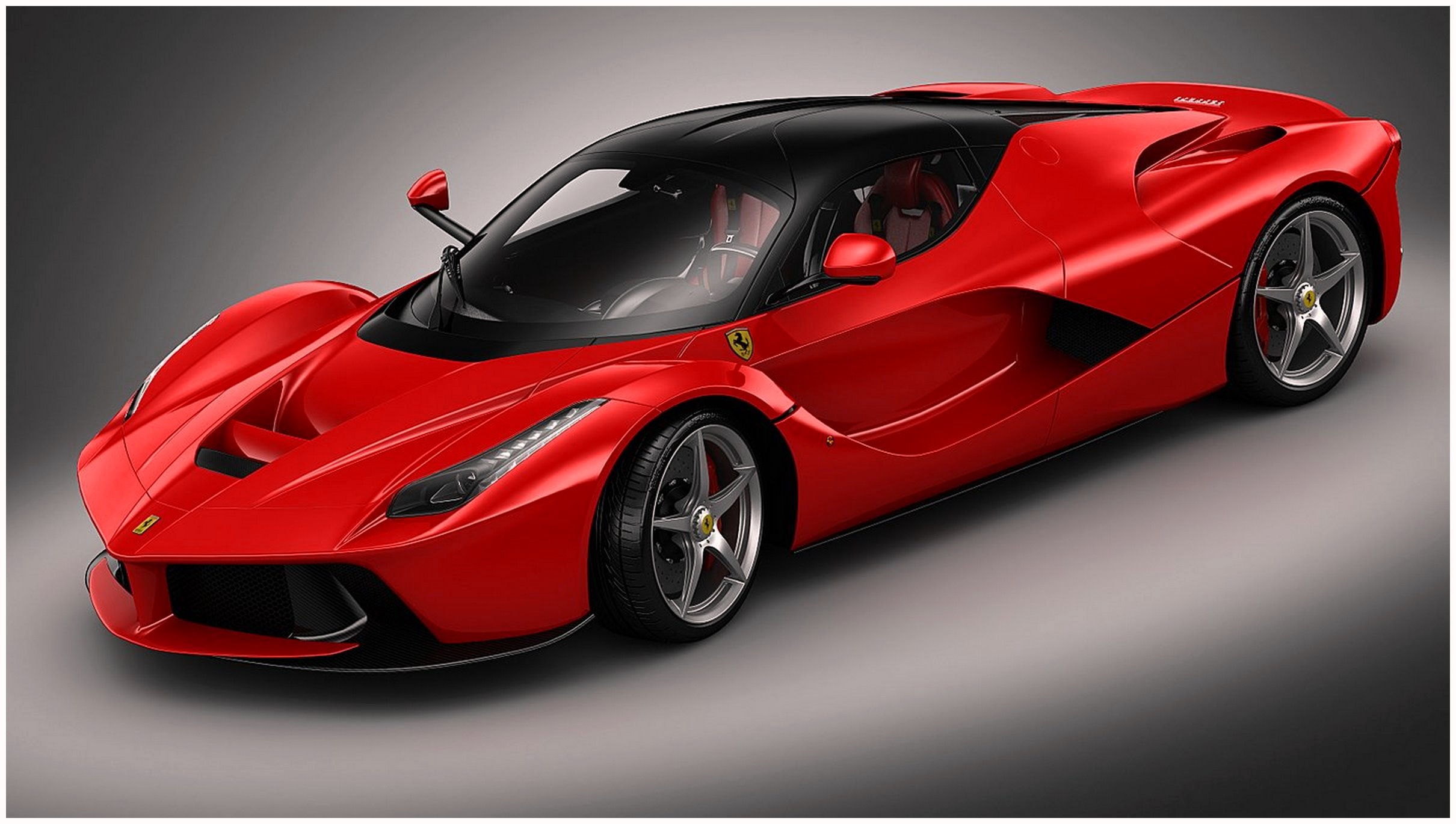 Ferrari LaFerrari 3D Model HD wallpapers 4k images download free