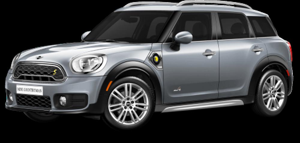 Gray Mini USA Car Model HD wallpapers