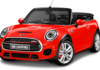 Mini USA Car Model HD wallpapers Red