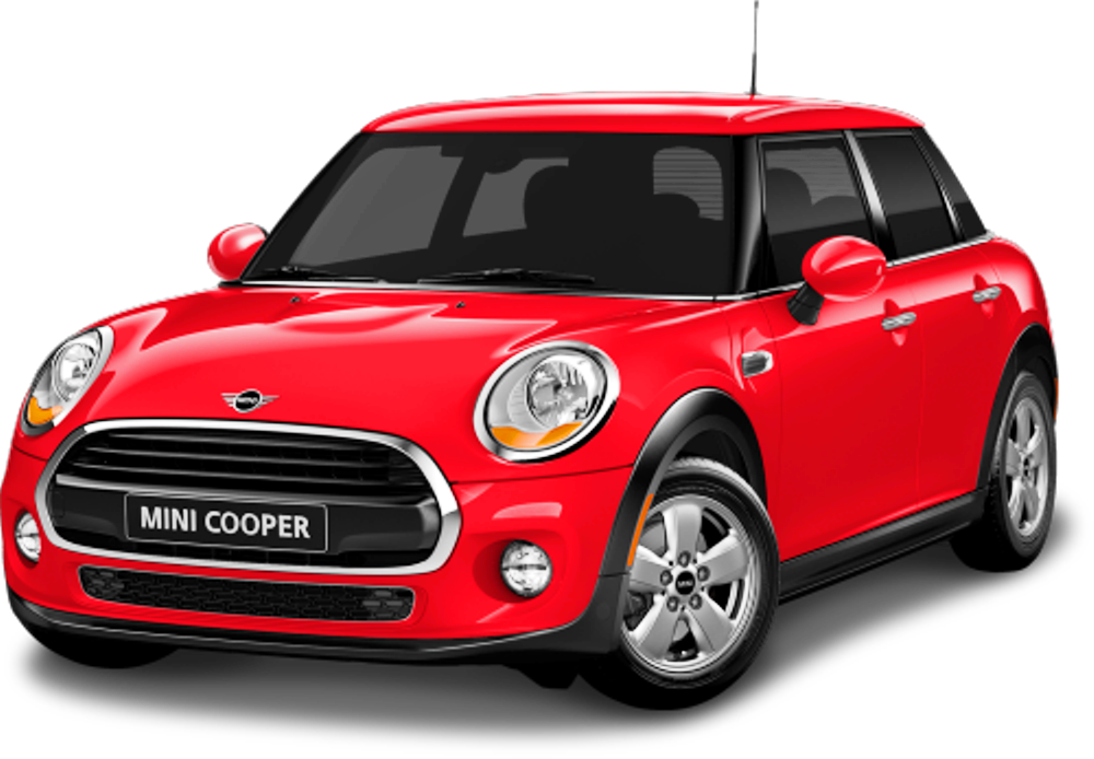 Mini USA Car Model Red HD wallpapers
