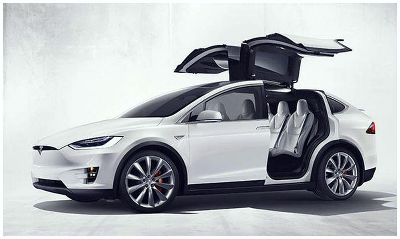 Tesla Model X new Open