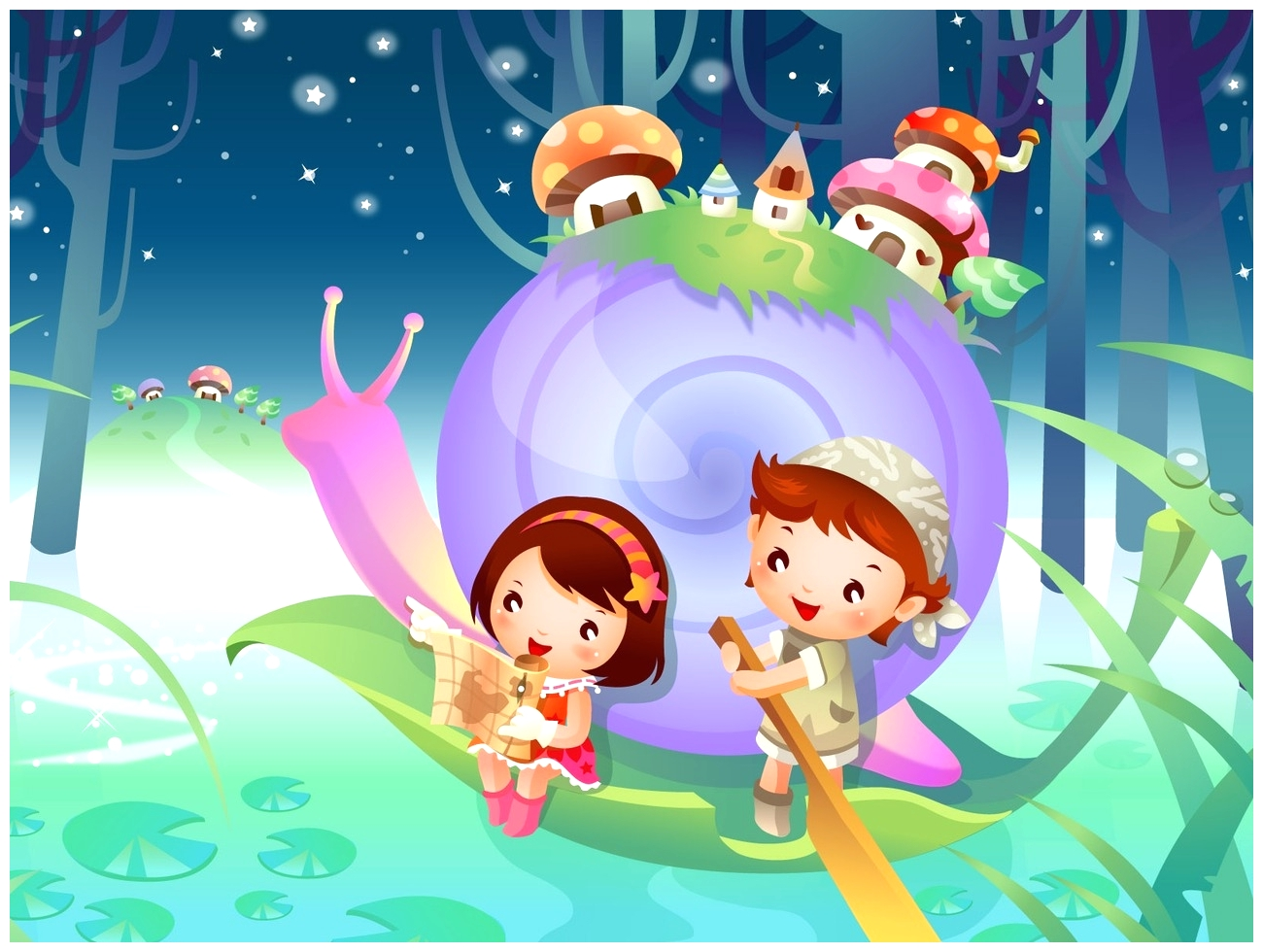 Beautiful cartoon wallpaper hd for kids free download hd - Cute cartoon hd images ...
