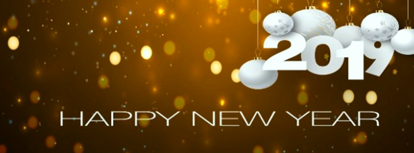 Free New Year Facebook Covers