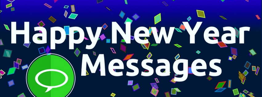 Happy New Year Facebook Cover Pictures
